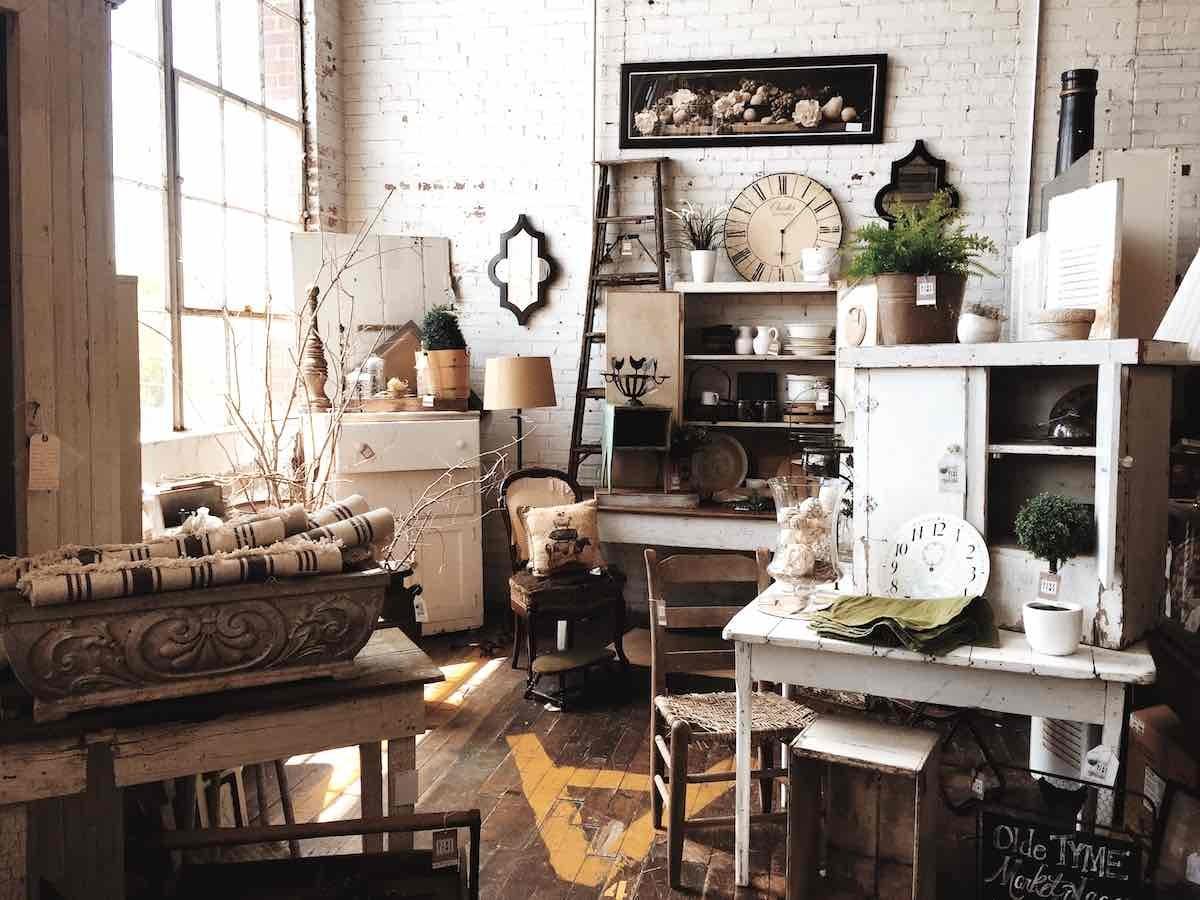 muebles retro vintage