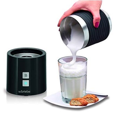 calentador de leche