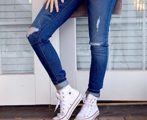 zapatillas vintage
